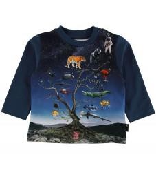 Molo Bluse - Enovan - Animal Tree Small