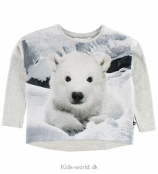 Molo Bluse - Renate - Polar Bear