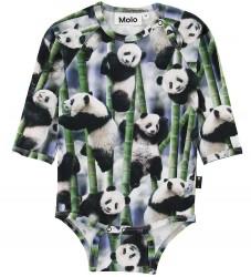 Molo Body l/æ - Field - Panda
