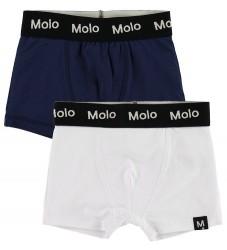 Molo Boxershorts - 2-pak - Justin - Sailor