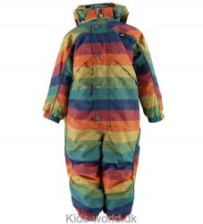 Molo Flyverdragt - Polaris - Denim Rainbow