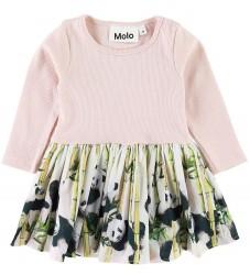 Molo Kjole - Candi - Panda Party Baby
