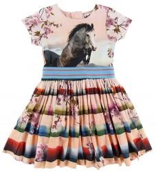 Molo Kjole - Candy - Jumping Horse