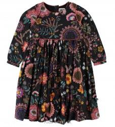 Molo Kjole - Cassiopeia - Floral Embroidery