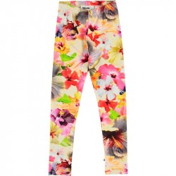 Molo Leggings - Niki - Pacific Floral