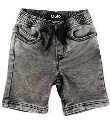 Molo Shorts - Ali - Stonewash grey