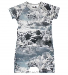Molo Sommerdragt - Felton - Cloud Figures