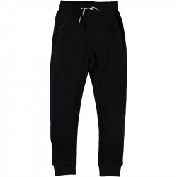 Molo Sweatpants - Ash - Black
