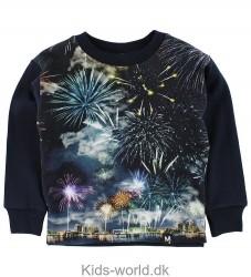 Molo Sweatshirt - Mount - Fireworks