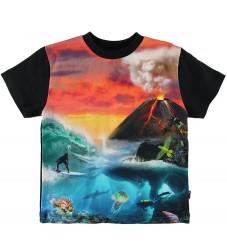 Molo T-shirt - Roxo - Wild Island