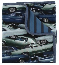 Molo Tæppe - 80x75 - Niles - Stacked Cars