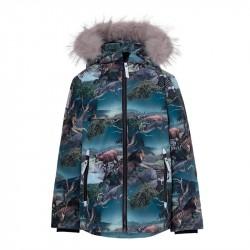 Molo Vinterjakke - Castor Fur - Creation