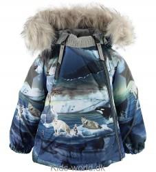 Molo Vinterjakke - Hopla Fur - Arctic Landscape