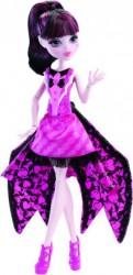 Monster High - Draculaura transformation