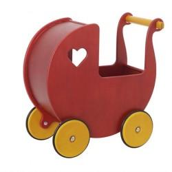 Moover Dukkevogn Rød