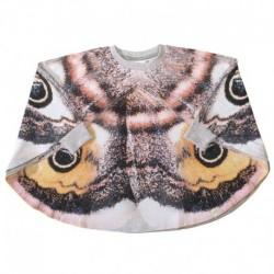 Moth sommerfugle - Poncho Bluse fra MOLO 2W17J229