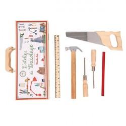 Moulin Roty Værktøjskasse