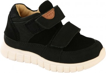 Move Sneaker Med Velcro - 190 Sort