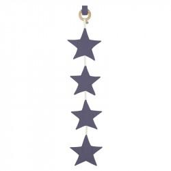 Müsli uro med stjerner, lilla