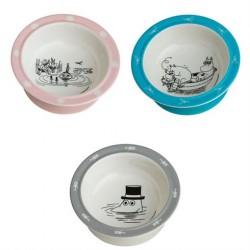 Mumi Dyb tallerken med sugekop fra Rätt Start