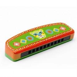 Mundharmonika til børn Animambo fra Djeco