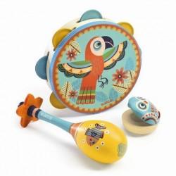 Musik instrumenter til børn fra Djeco