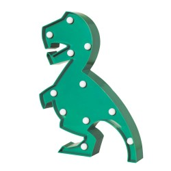 My Room børnelampe - Dino - Grøn