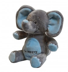 My Teddy, My First Elephant -Blå