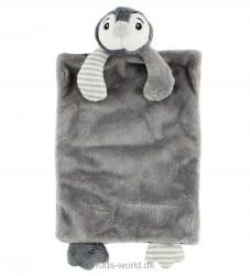 My Teddy Nusseklud - Pingvin - Grå