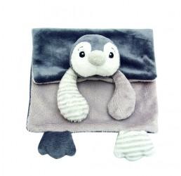 My Teddy - Pingvin nusseklud, grå