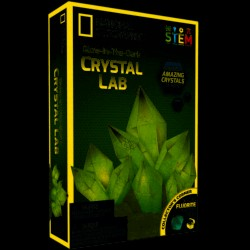 National Geographic Crystal Lab Kit