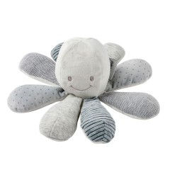 Nattou Lapidou aktivitetsblæksprutte grå