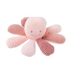 Nattou Lapidou aktivitetsblæksprutte Pink