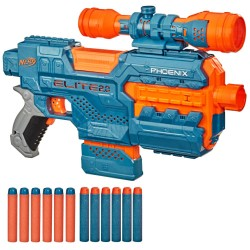 Nerf blaster - Elite 2.0 Phoenix CS-6