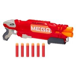 Nerf Mega Doublebreach Blaster