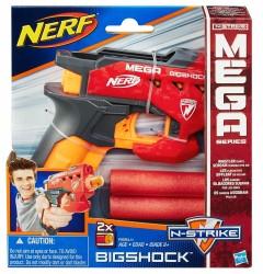 Nerf N-Strike Mega Bigshock - Rød