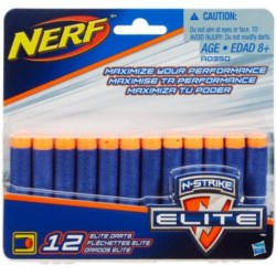 Nerf N'strike Elite 12 Dart Refill