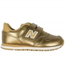 New Balance Sko - Classic 373 - Guld