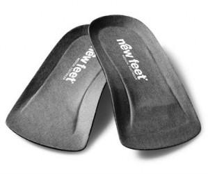 New Feet Anti Pronations sål (API), svangstøtte sål