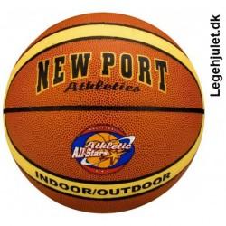 New Port Basket Ball Athletics