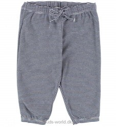 Noa Noa Miniature Leggings - Navy/Hvidstribet