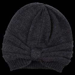 Nordic label uld hue - Mørke grå
