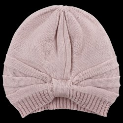 Nordic label uld hue - Støvet rosa