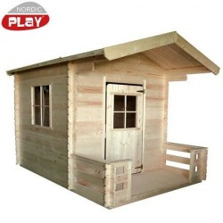 Nordic Play Bjælkelegehus
