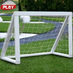 Nordic Play Micro Fodboldmål i træ 127x86 cm