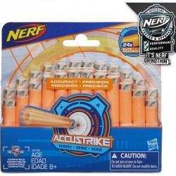 N'strike Elite, Accustrike Dart Refill, 24-pack