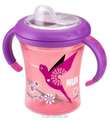 Nuk Begynderkop - Starter Cup - Pink