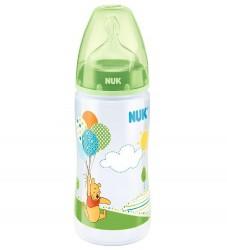 Nuk Sutteflaske - First Choice - Peter Plys - 300 ml - Assort.