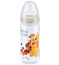Nuk Sutteflaske - Peter Plys - 300 ml - Assort.