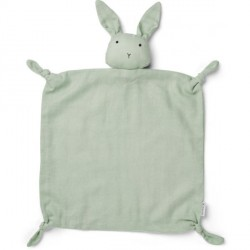 Nusseklud fra Liewood - Økologisk - Rabbit dusty mint
